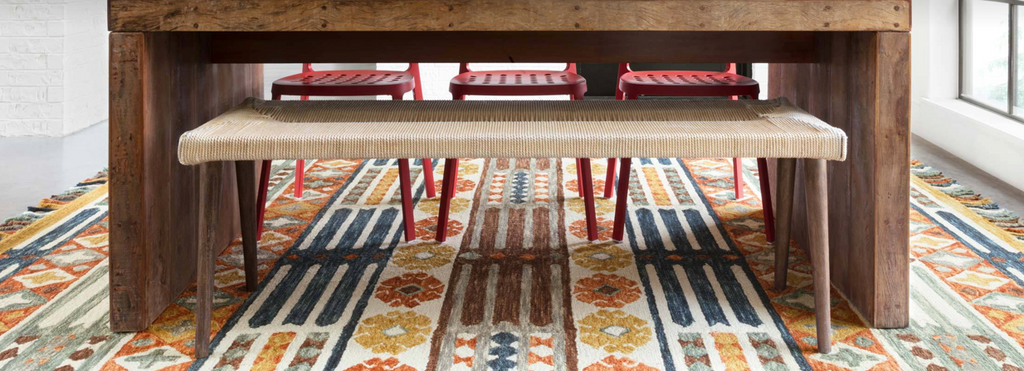 Shop all orange and rust rugs at Blue Hand Home | Free Shipping & Earn Points