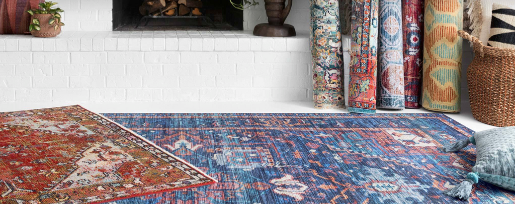 Shop Vintage Wash Rugs by Loloi Rugs at Blue Hand Home | Free Shipping & Earn Points