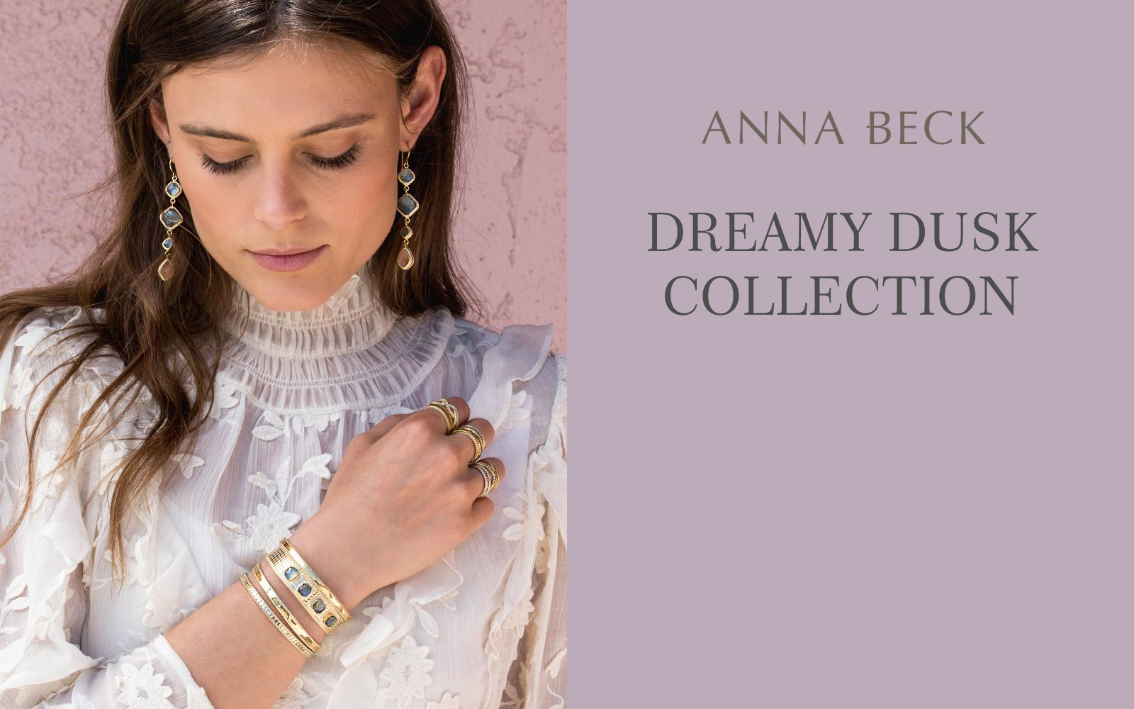 Shop Anna Beck Jewelry at Blue Hand Home