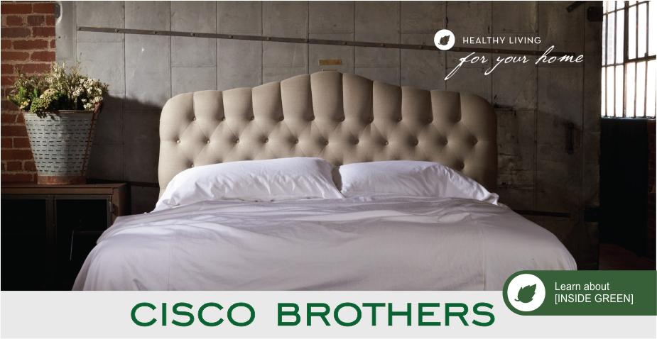 Cisco Brothers Beds at Blue Hand Home