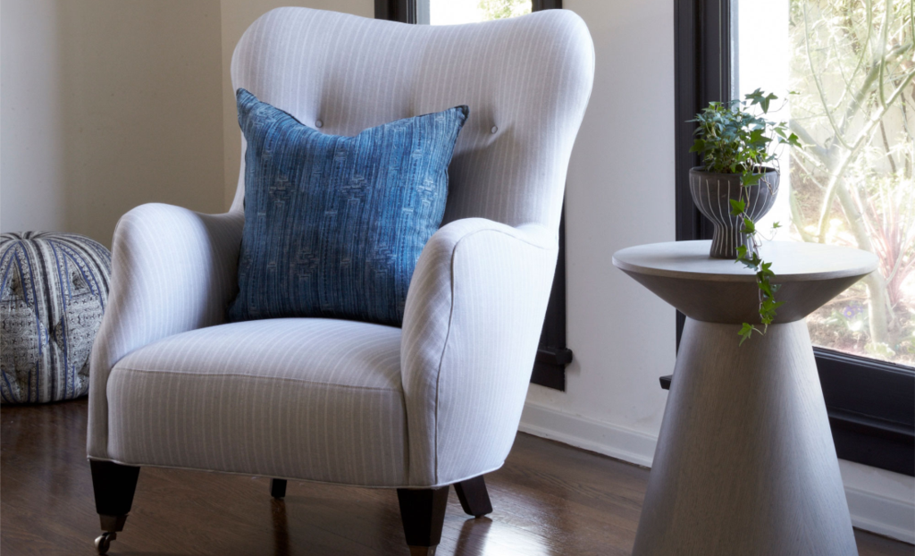 Cisco Brothers Chairs at Blue Hand Home