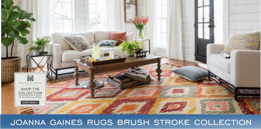 Joanna Gaines Brushstroke Rug Collection