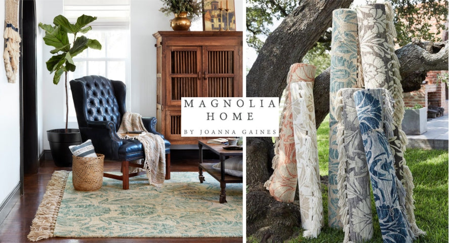 Joanna Gaines Of Magnolia Home Jozie Day Rug Collection