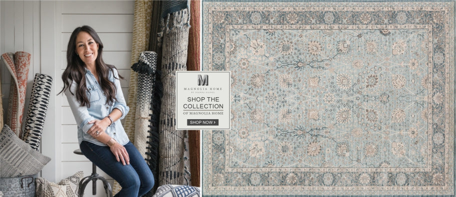 Joanna Gaines Of Magnolia Home Ella Rose Rug Collection