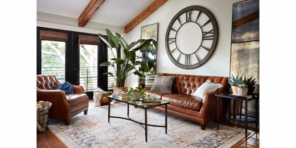 Joanna gaines of magnolia home trinity rug collection free ship earn points shop now