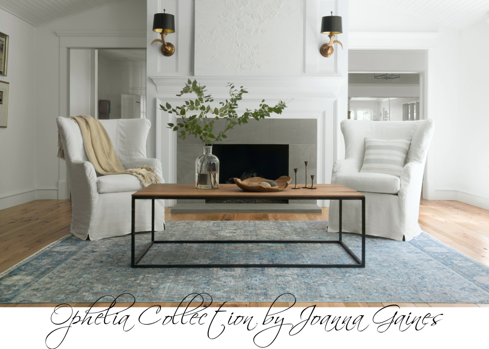 Joanna Gaines Of Magnolia Home Ophelia Rug Collection