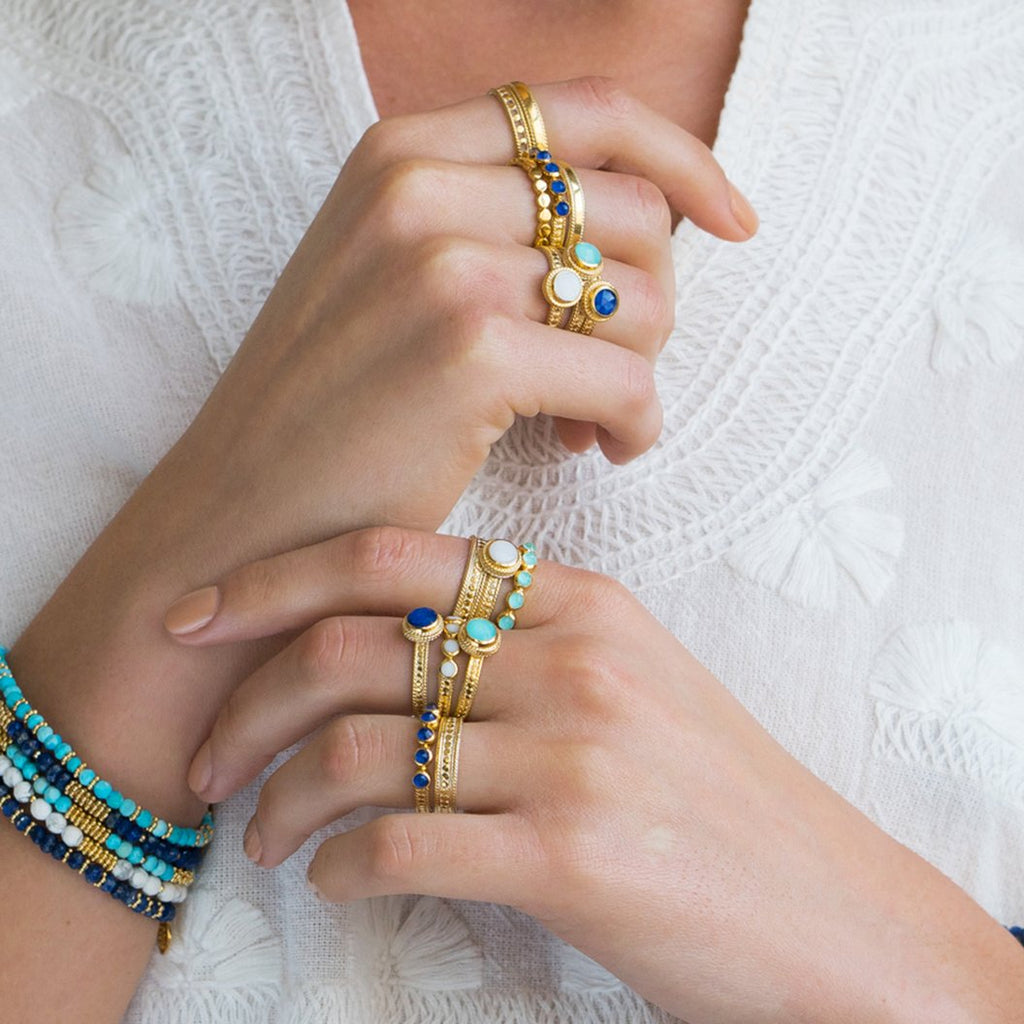 Shop all rings at Blue Hand Home