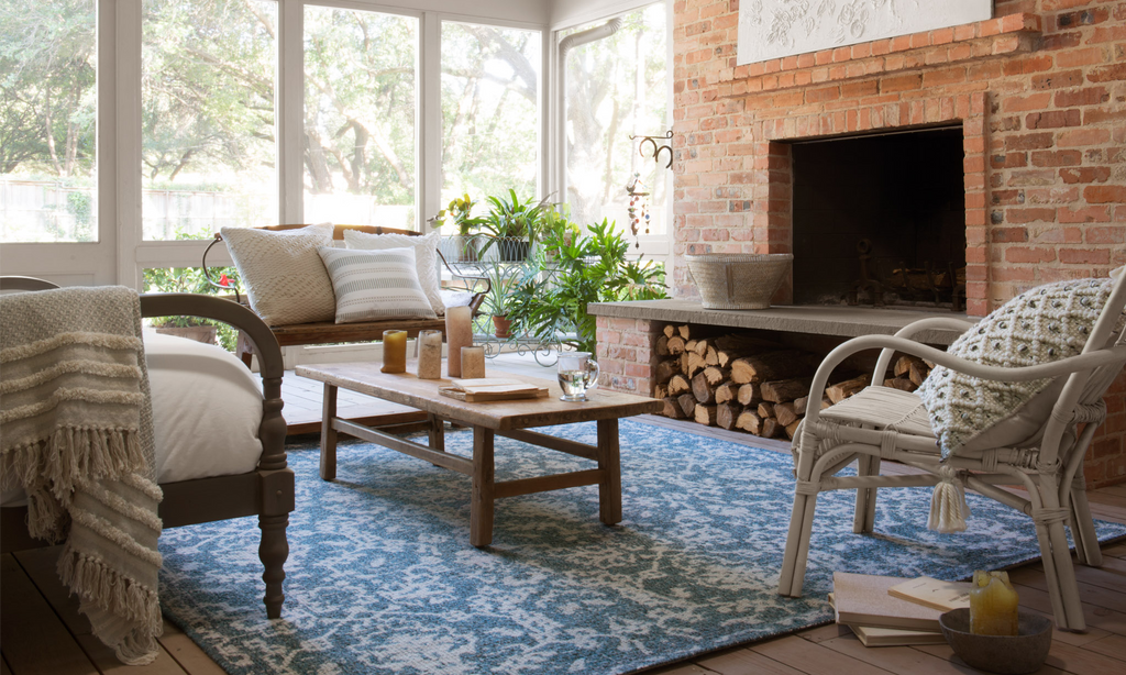 Joanna Gaines Of Magnolia Home Warwick Rug Collection