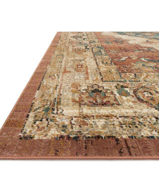 Joanna Gaines Evie Rug Collection - Spice/Multi