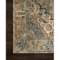 Joanna Gaines Evie Rug Collection - Sand/Sage-Loloi Rugs-Blue Hand Home