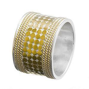 Anna Beck Band Ring - Gold