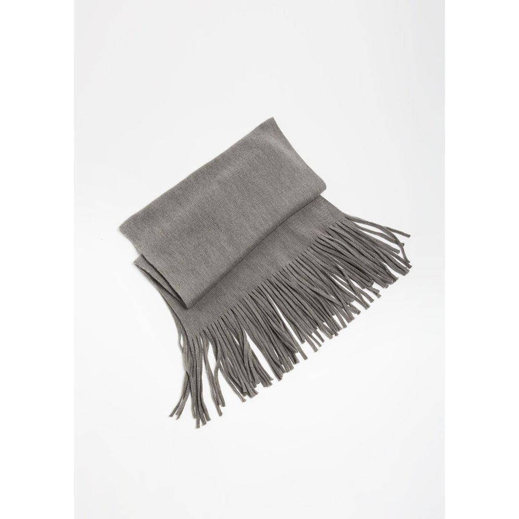 Blushed Long Fringe Scarf