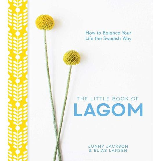 The Little Book of Lagom-Common Ground-Blue Hand Home