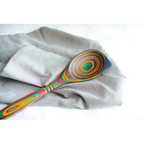Rainbow Pakka 12in Corner Spoon