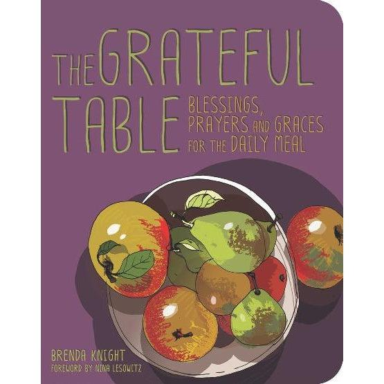 The Grateful Table-Common Ground-Blue Hand Home