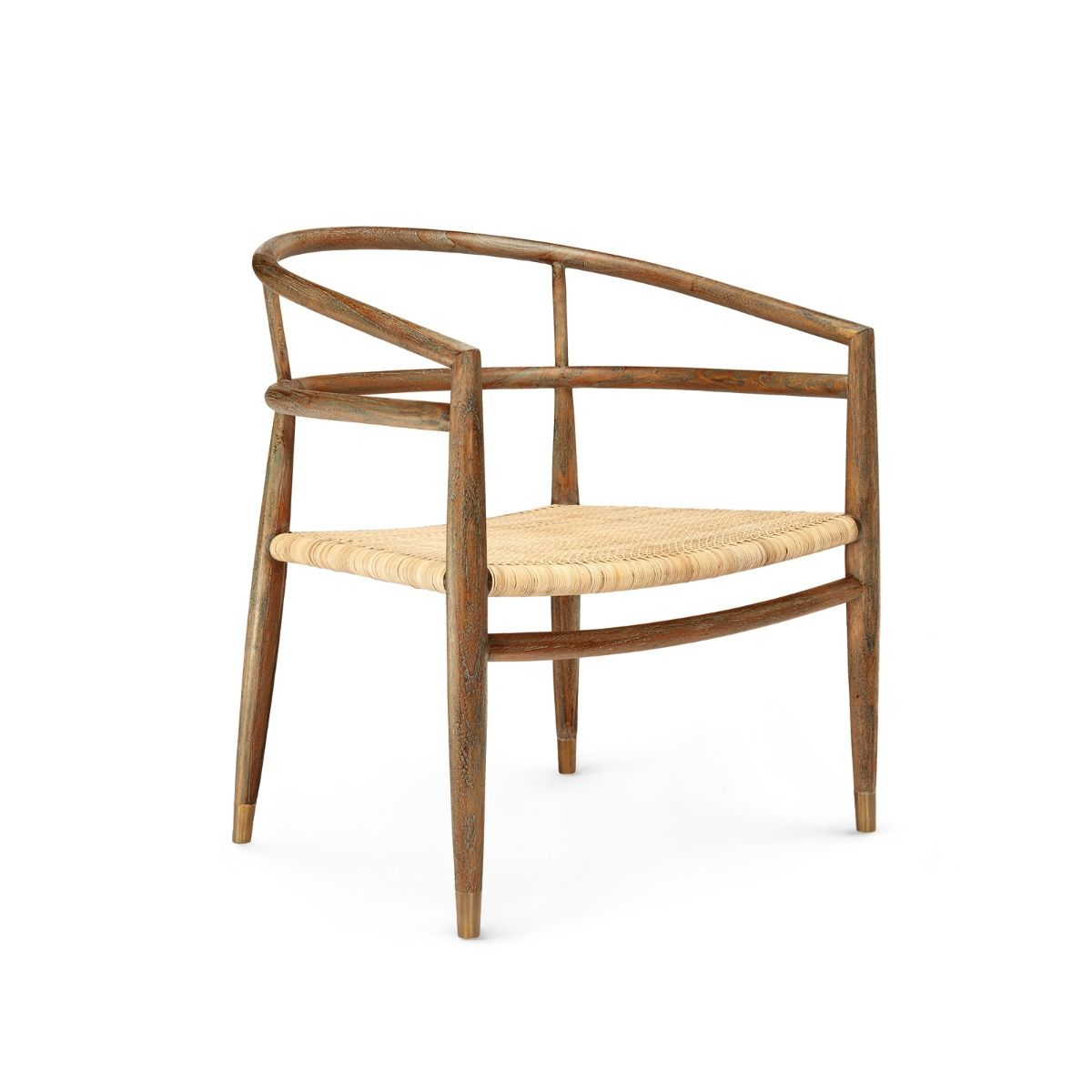 Bungalow 5 - ANDERSSEN LOUNGE CHAIR, DRIFTWOOD