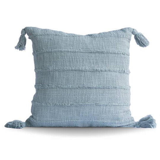 Aquamarine Pillow ( with Inserts )