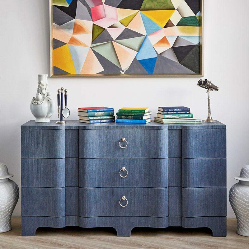 Bungalow 5 - BARDOT EXTRA LARGE 9-DRAWER in NAVY BLUE-Bungalow 5-Blue Hand Home