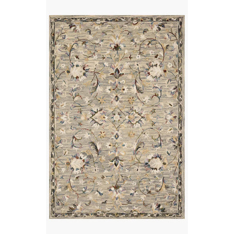 Beatty Rugs by Loloi - BEA-03 - Grey / Multi