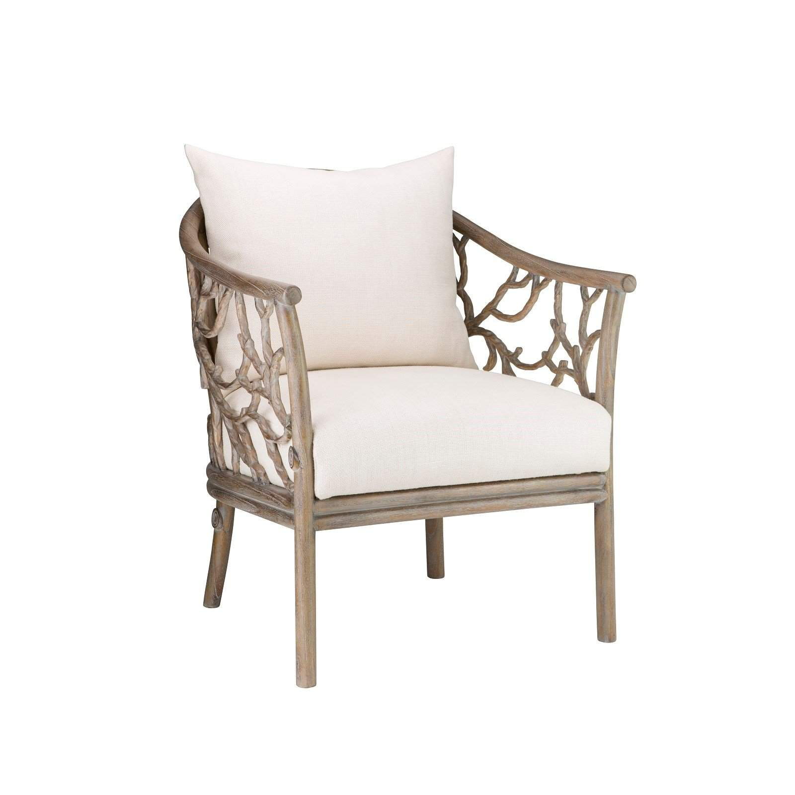 Bungalow 5 - BOSCO ARMCHAIR in DRIFTWOOD-Bungalow 5-Blue Hand Home