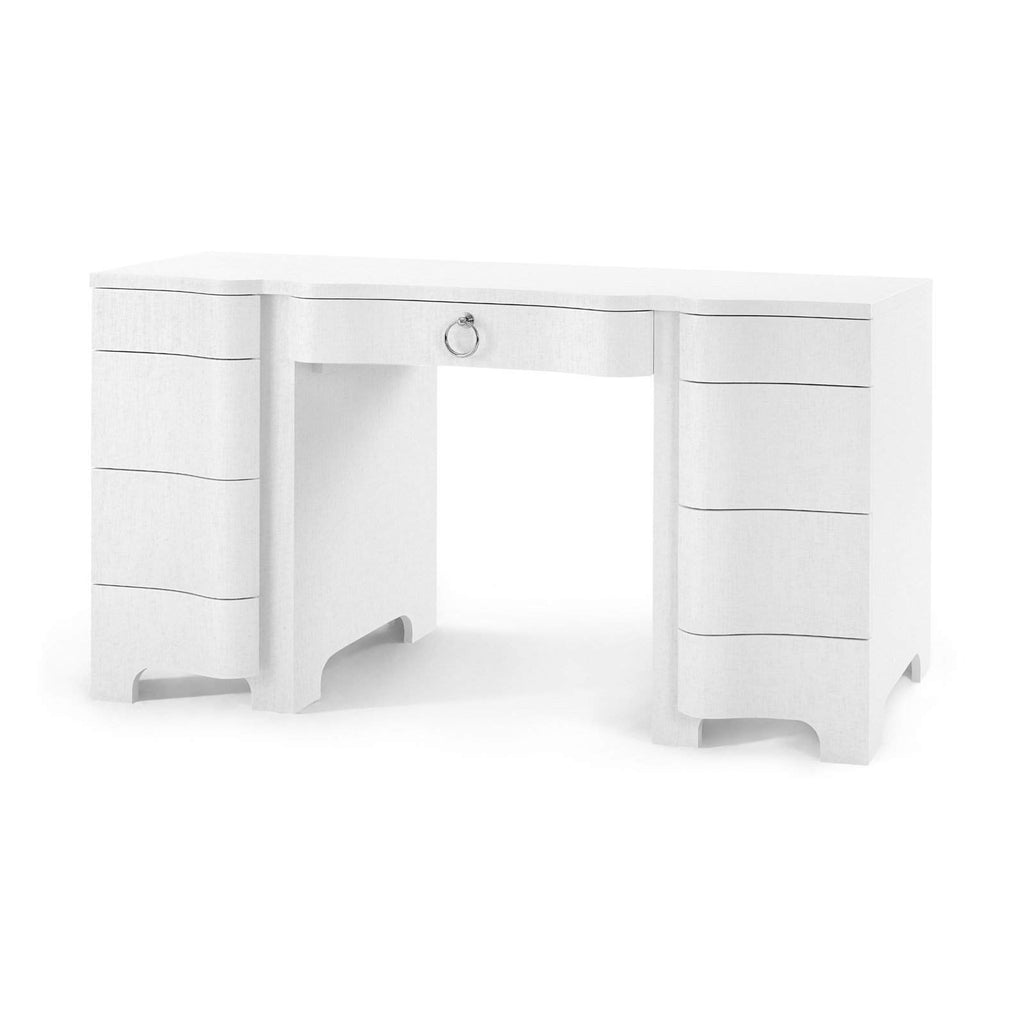 Bungalow 5 - BOUQUET DESK in WHITE - Blue Hand Home