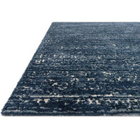 Joanna Gaines Lotus Rug Collection - Blue/Cream-Loloi Rugs-Blue Hand Home