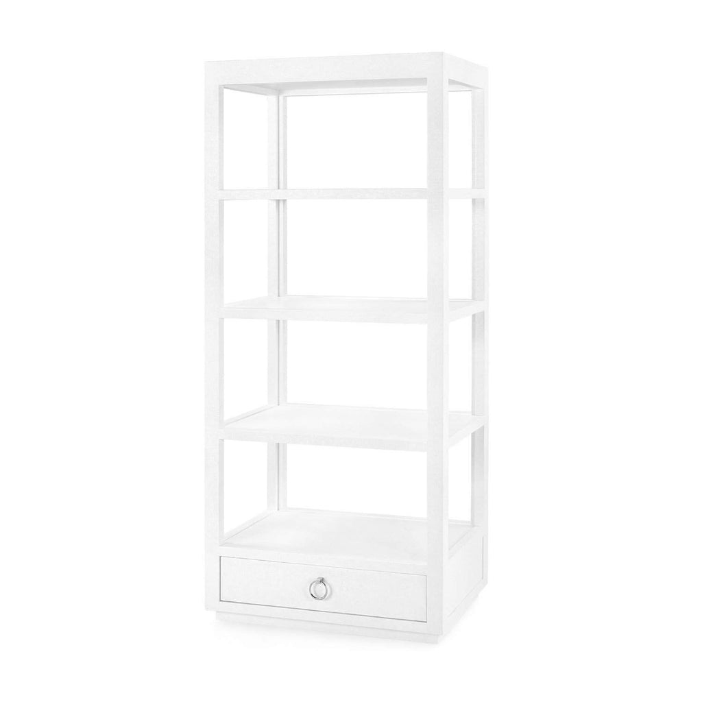 Bungalow 5 - CAMILLA ETAGERE in WHITE - Blue Hand Home