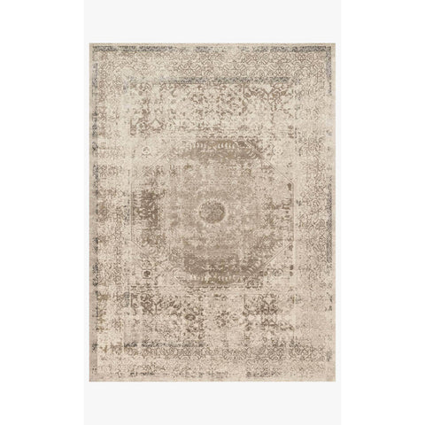 Century Rugs by Loloi - CQ-01 - Taupe / Sand