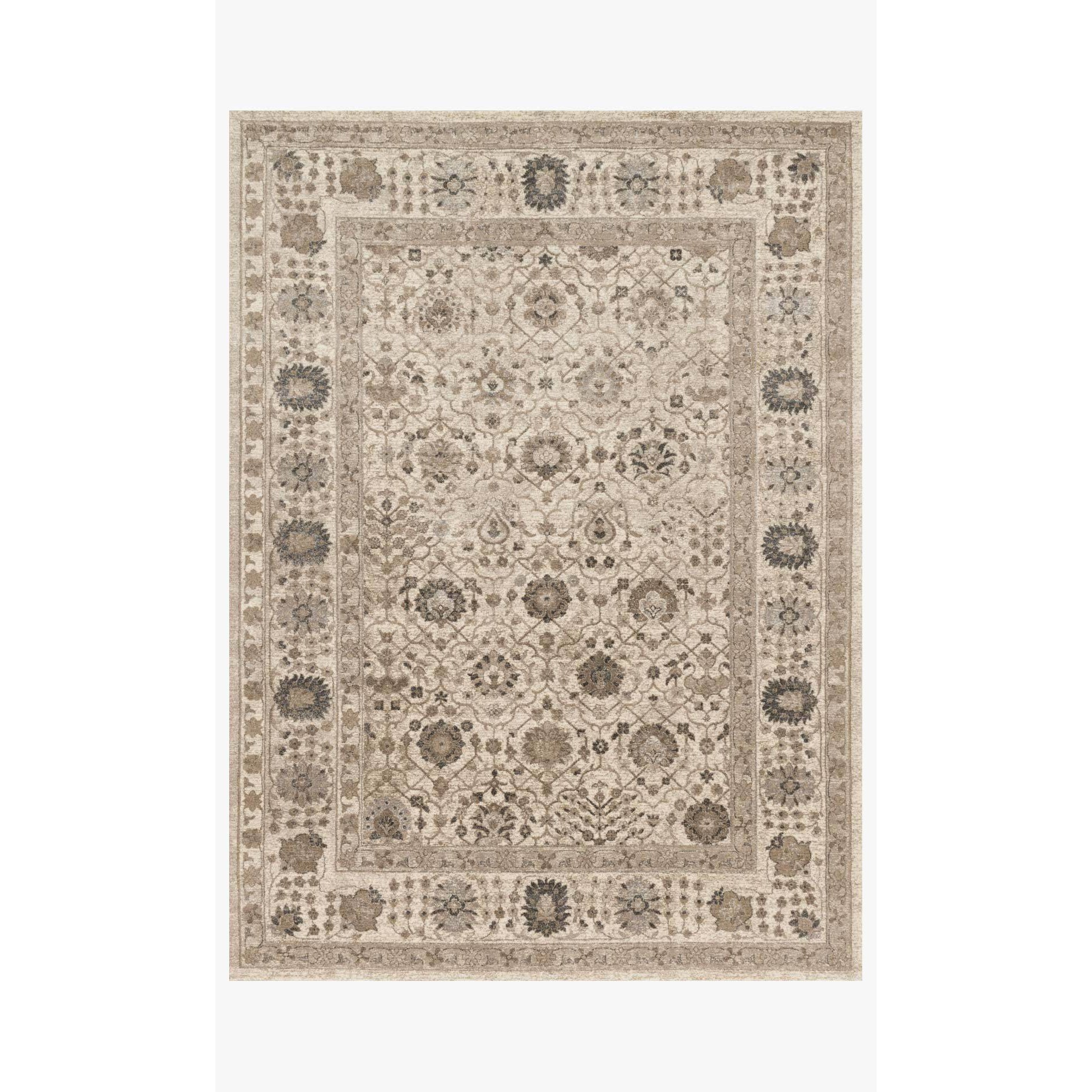 Century Rug by Loloi Rugs - CQ-02 - Sand / Sand