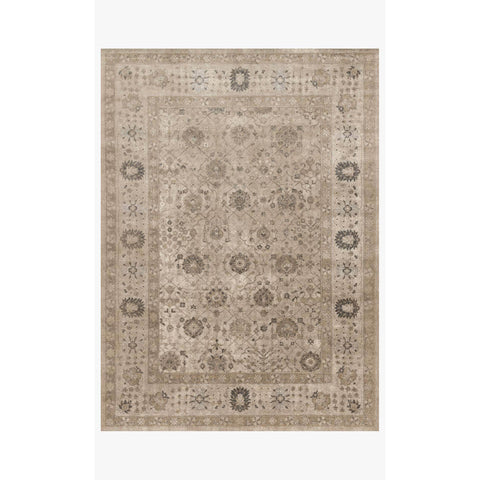 Century Rugs by Loloi - CQ-02 - Taupe / Taupe