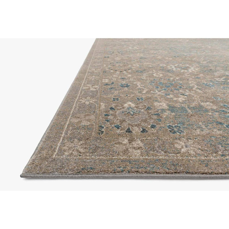 Century Rugs by Loloi - CQ-03 - Bluestone-Loloi Rugs-Blue Hand Home