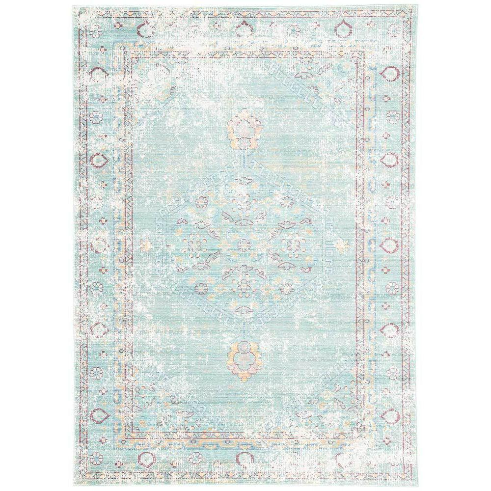 Jaipur Ceres Collection - Porcelain Green and Chili Pepper-Jaipur Living-Blue Hand Home