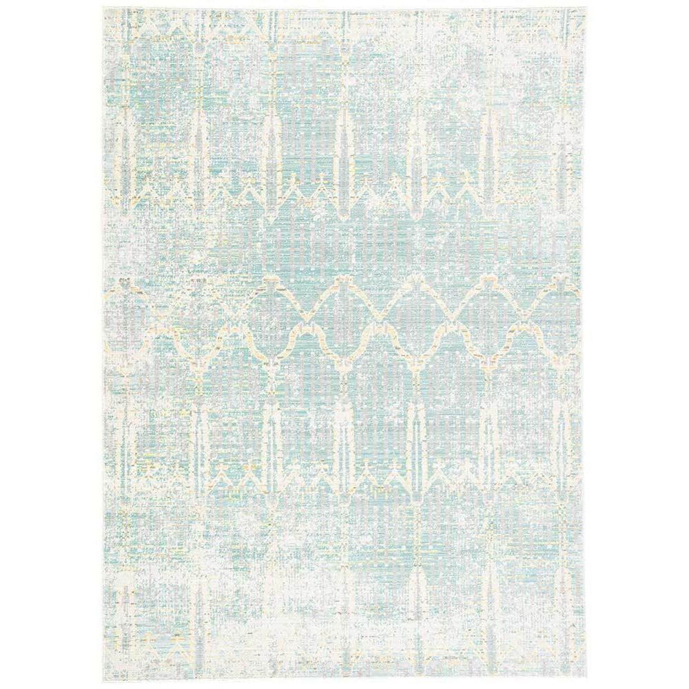 Jaipur Ceres Collection - Baltic and Silver Birch-Jaipur Living-Blue Hand Home
