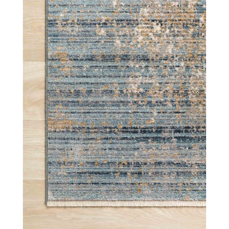 Claire Rugs by Loloi - CLE-08 Neutral/Sea-Loloi Rugs-Blue Hand Home
