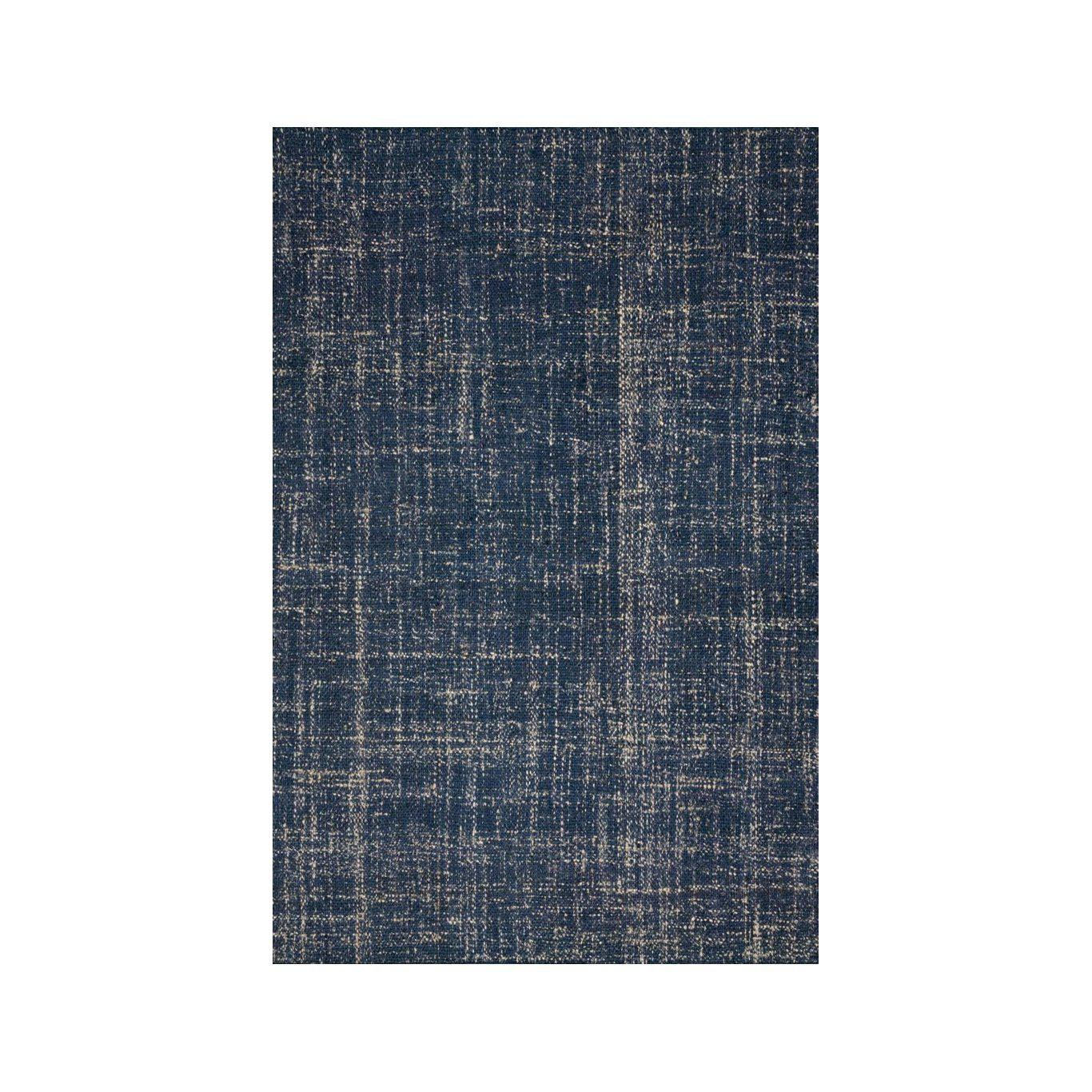 Joanna Gaines Crew Rug Collection - CRE-01 Navy-Loloi Rugs-Blue Hand Home