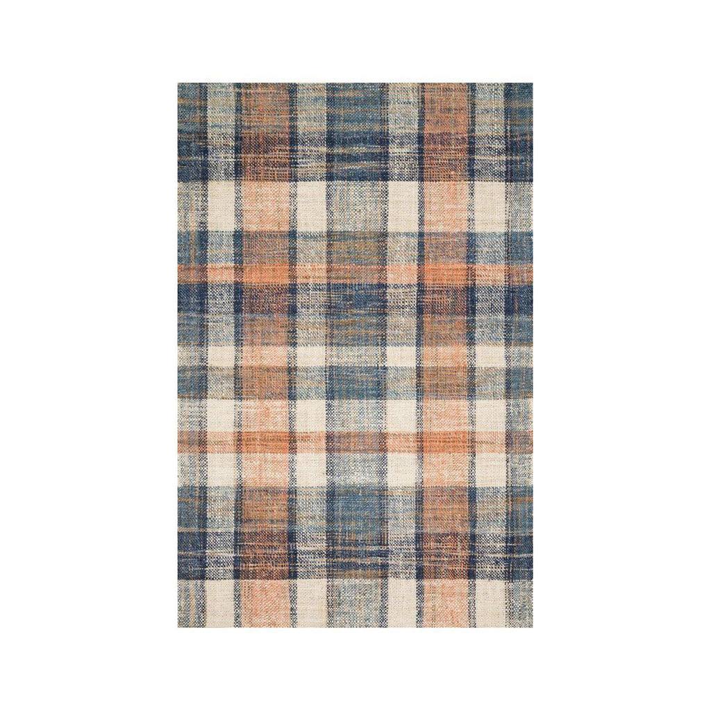 Joanna Gaines Crew Rug Collection - CRE-04 Terracotta-Loloi Rugs-Blue Hand Home