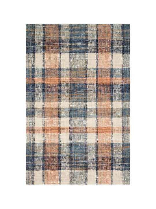 Joanna Gaines Crew Rug Collection - CRE-04 Terracotta