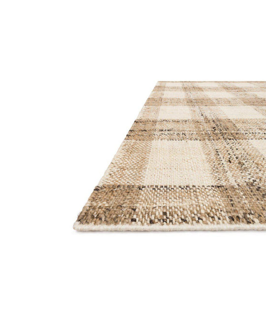 Joanna Gaines Crew Rug Collection - CRE-02 Natural