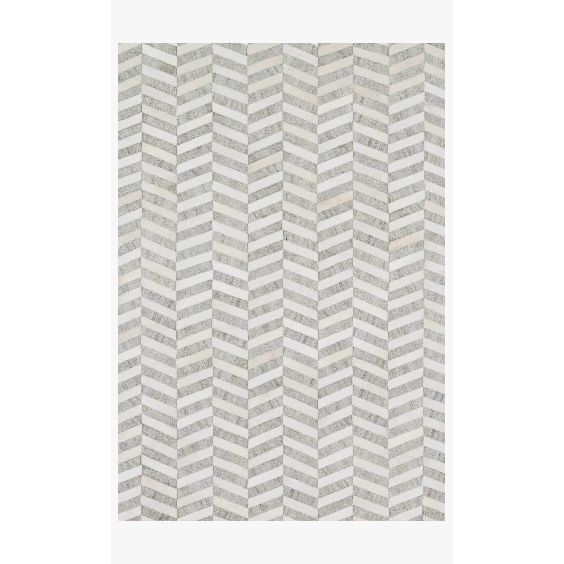 Dorado Rugs by Loloi - DB-01 - Grey / Ivory-Loloi Rugs-Blue Hand Home