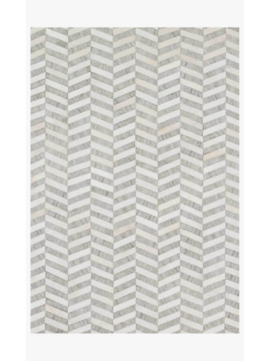 Dorado Rugs by Loloi - DB-01 - Grey / Ivory