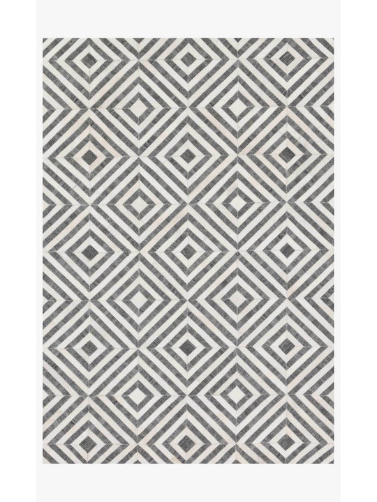 Dorado Rugs by Loloi - DB-03 - Charcoal / Ivory