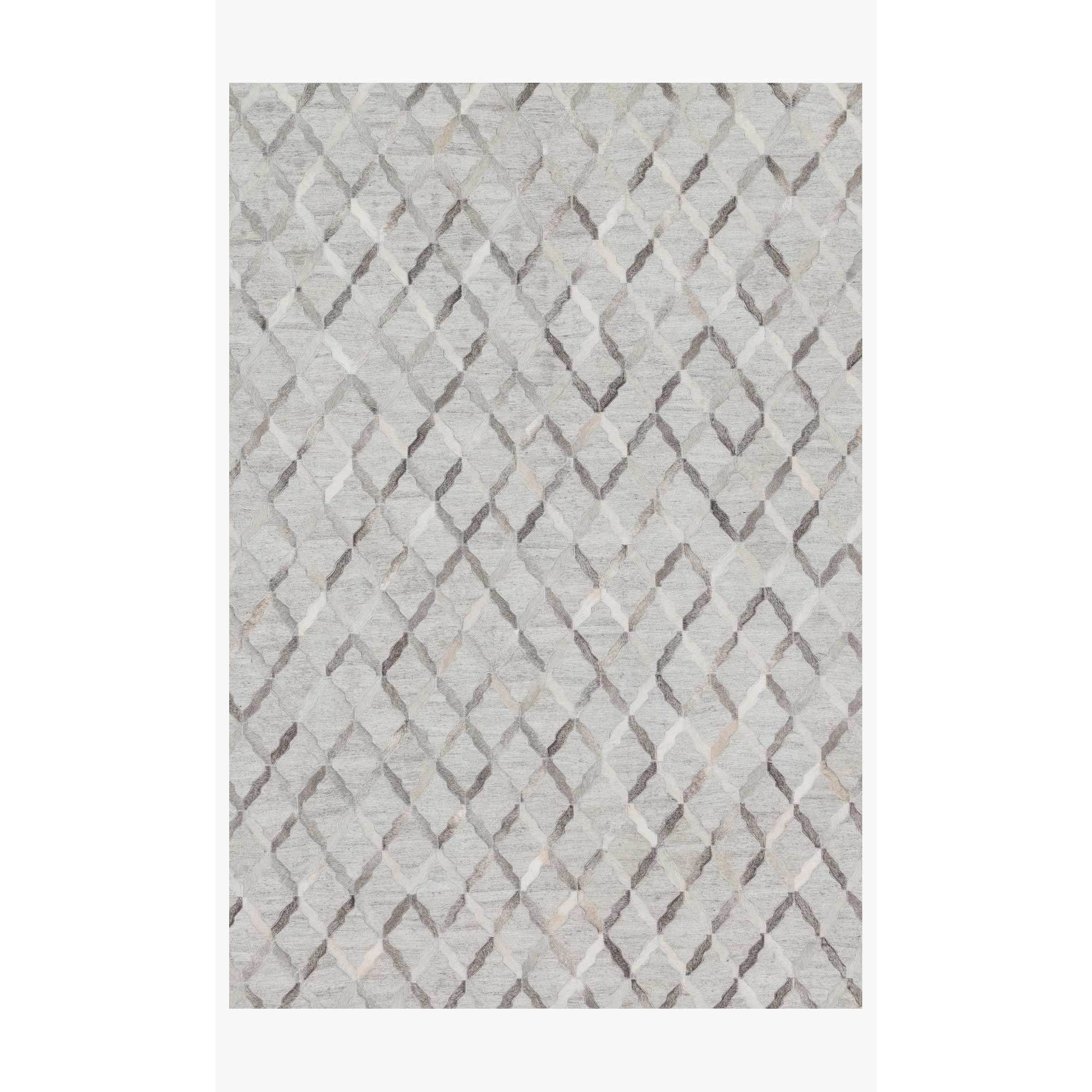 Dorado Rug by Loloi Rugs - DB-04 - Grey / Grey