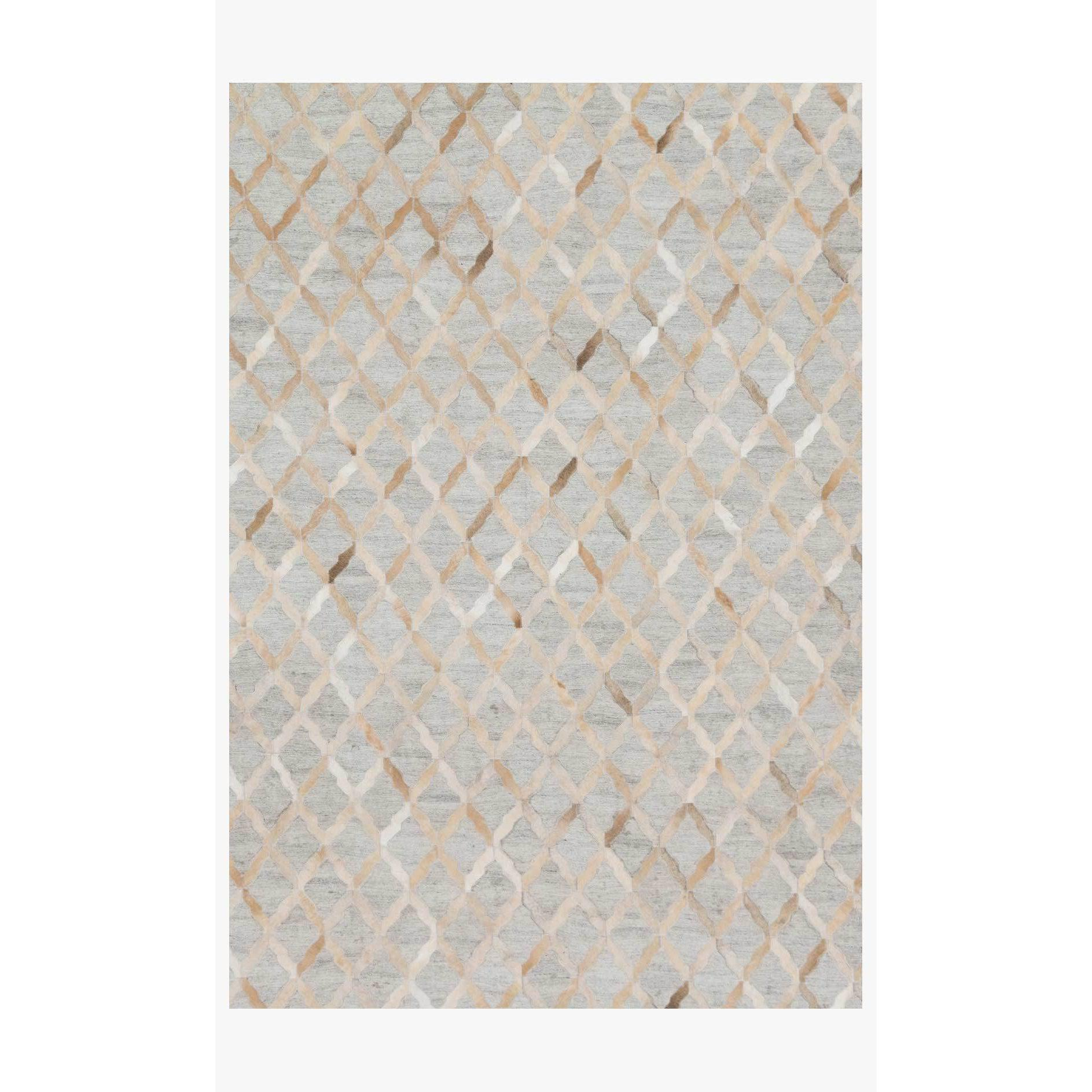 Dorado Rug by Loloi Rugs - DB-04 - Grey / Sand