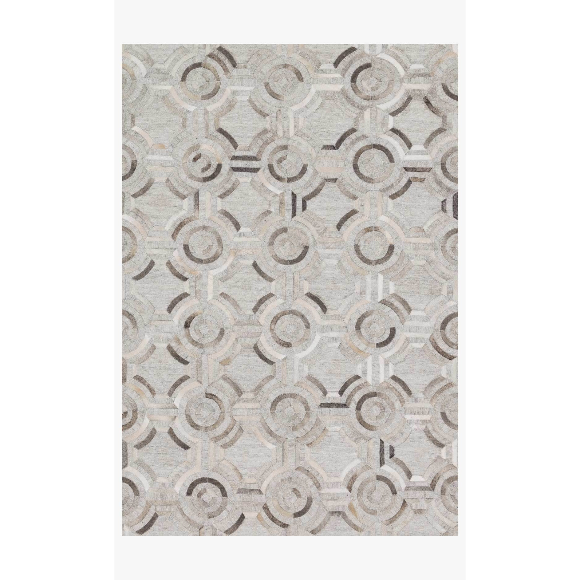Dorado Rug by Loloi Rugs - DB-05 - Grey / Grey