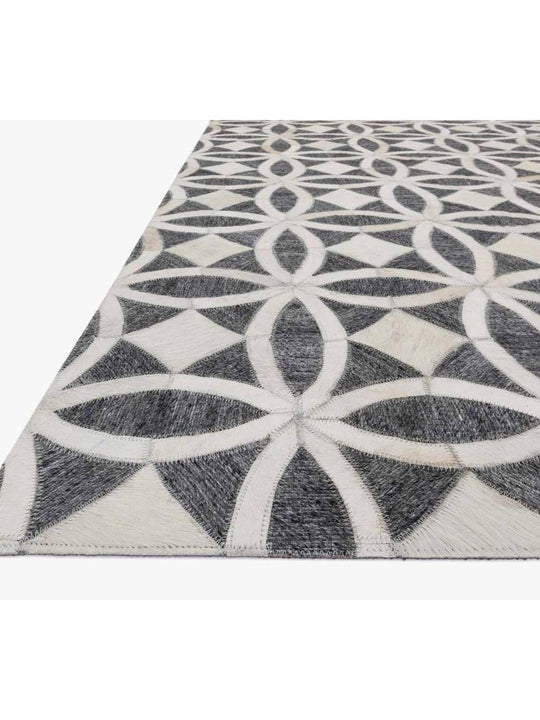 Dorado Rugs by Loloi- DB-06 - Graphite / Ivory