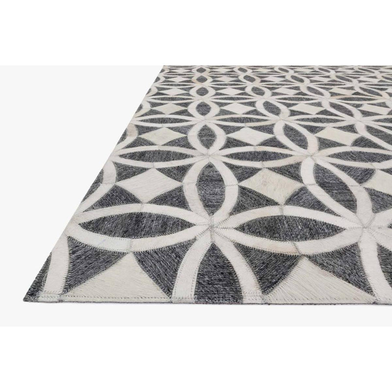 Dorado Rugs by Loloi- DB-06 - Graphite / Ivory-Loloi Rugs-Blue Hand Home