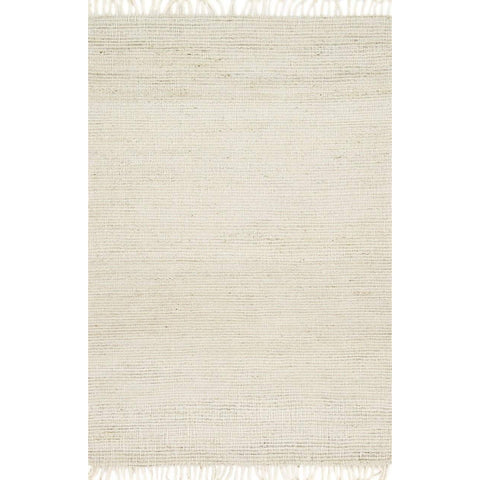 Joanna Gaines Rugs of Magnolia Home Rug Collection - Drake Collection - Bone - Blue Hand Home