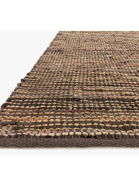 Edge Rugs by Loloi - ED-01 - Brown