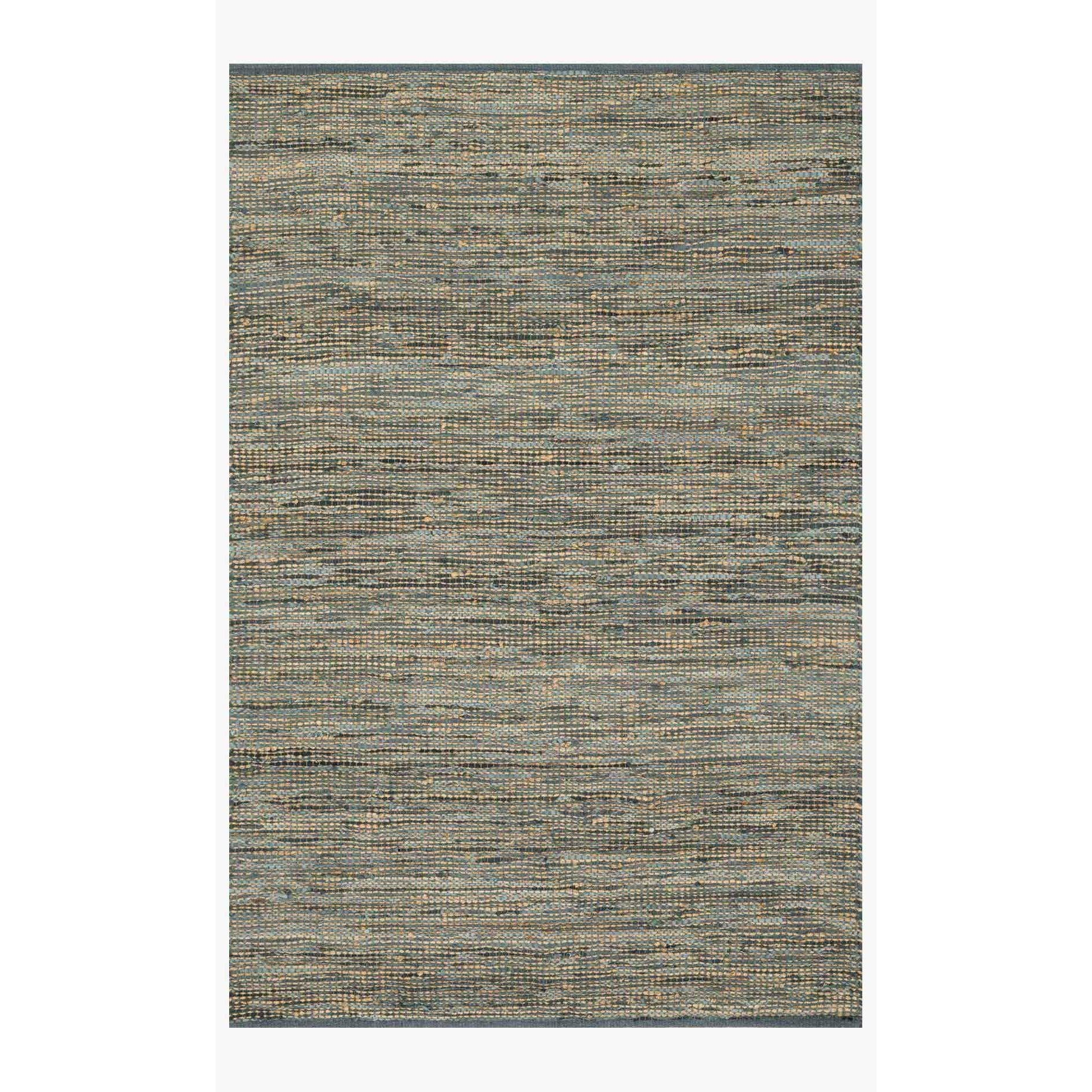 Edge Rug by Loloi Rugs - ED-01 - Grey-Loloi Rugs-Blue Hand Home
