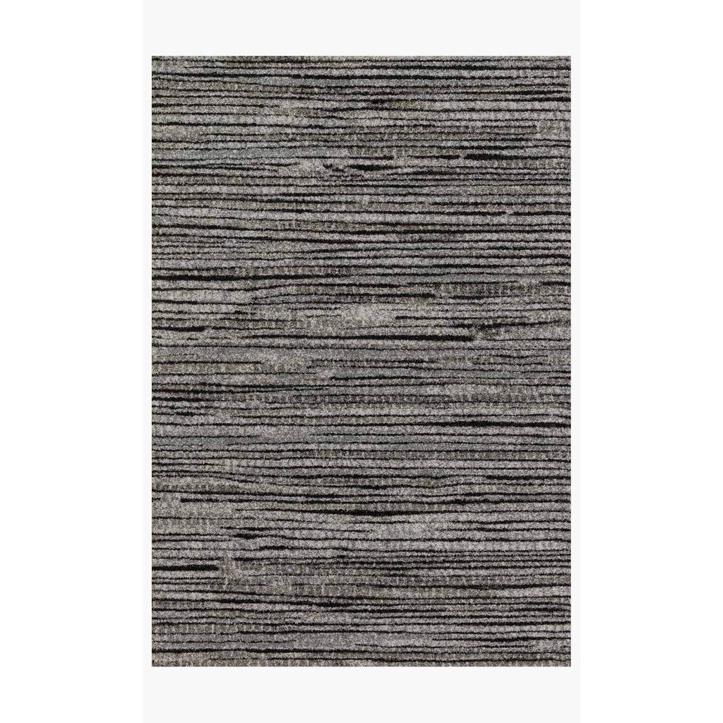 Emory Rugs by Loloi - EB-02 - Grey / Black-Loloi Rugs-Blue Hand Home